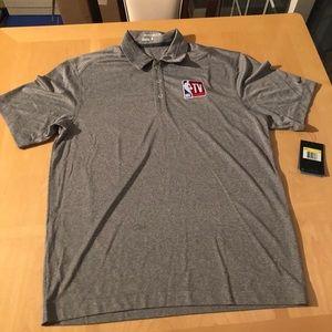 Nike Golf NBA TV polo shirt